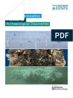 Offshore Renewables Protocol for Archaeological Discoveries - Annual Report 2013-2014