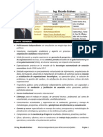 CV Ricardo Estevez Nov2014 VersiónCPE 1