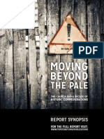 Moving Beyond the Pale - Report Synopsis