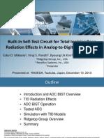 RASEDA 2012 - ADC BIST - Ridgetop Group.pdf