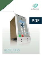 0 Arteche Ct Smart-p500 En
