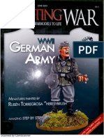 Painting War Issue 1 German Army