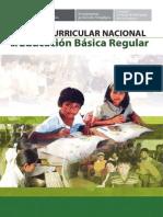 DCN 2009 EBR Secundaria MINEDU PERÚ