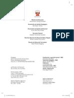 Estrategias Metacognitivas MINEDU [33p]