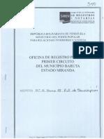 Acta AEUSB Eleccion Junta Directiva Actual
