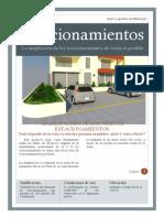 Proyecto Nº6 Ampliación de los Estacionamientos