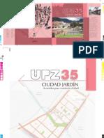 Upz 35 Ciudad Jardin
