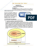 Redes Inalambricas - wifi