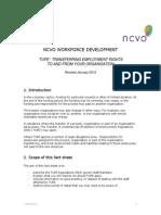 TUPE Factsheet
