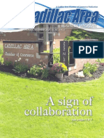 November/December 2014 Cadillac Area Business Magazine