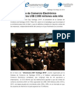 Comunicado e Commerce Day 2014