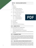 Sociology IGNOU Notes ESO11-31