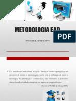 Metodologia Ead