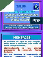 SALUD Y MEDIO AMBIENTE-FORO DEL AGUA-Definitivo-3-10-2003