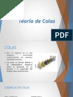 Teoría de Colas y Simulación Monte Carlo
