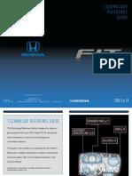 Manual Honda FIT 2015