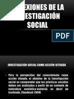 Conexiones de La Investigación Social