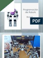 Programacion BIOLOID