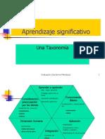 AprendizajeSignificativo_Taxonomia