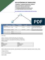 Practica001-Configuracion Basica de Una Red de Datos-packet-tracer