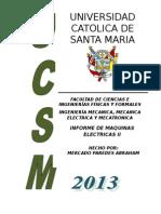 Informe N_- 5 Maquinas
