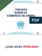 El Tratado sobre el Comercio de Armas - UNILREC