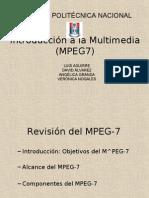 Multimedia (MPEG7)