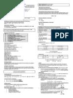 Resumen PSU Matemática