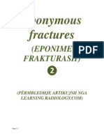Eponymous Fractures 2