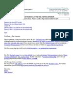 ejemplo de carta de invitacion