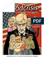 Foodcrisis #1 comic