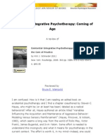 Existential–Integrative Psychotherapy