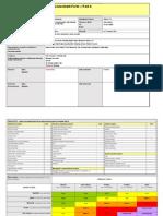 Pole Fitness Risk Assessment
