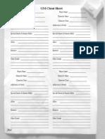 KidWorld GM Cheat Sheet