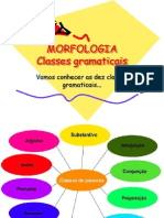 Classes Gramaticais