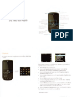 Celular ZTE X990
