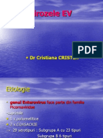 C19.1 Enterovirozele EV