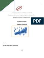 Guía Curso Adm. II Uladech 2013-2