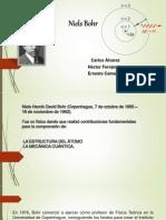 Niels Bohr Presentacion