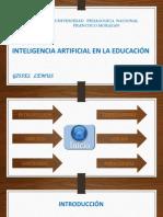 IA en La Educacion Blanca Lemus