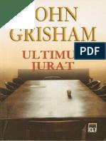 John Grisham Ultimul Jurat v 1
