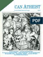 American Atheists Magazine Winter 1998-99