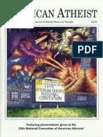 American Atheist Magazine Summer 1999