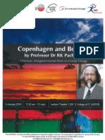 Copenhagen and Beyond by Prof Dr Rk Pachauri