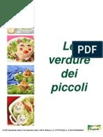 Ricettario Bimbi Le Verdure Dei Piccoli