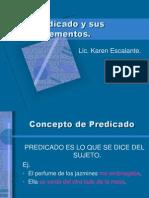 El Predicado y sus complementos.ppt