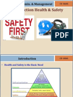 Construction Health & Safety