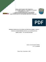 deberes formales ISLR