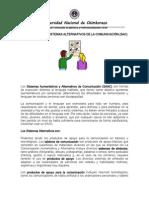 Comunicación Alternativa Dr. Calero
