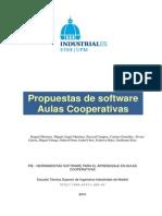 Propuestas de Software Aulas Cooperativas20102